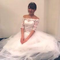 ゆかみか生誕祭、ウエディングドレス!の記事に添付されている画像