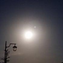 平成最後のスーパームーンの記事に添付されている画像