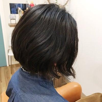 [入間市のゲストさん] 久しぶりの短いヘアースタイル^_^の記事に添付されている画像