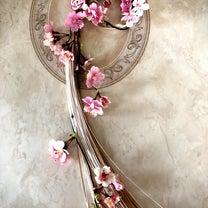 *・゜゚・*:.。..春の水引リース..。.:*・゜゚・*の記事に添付されている画像