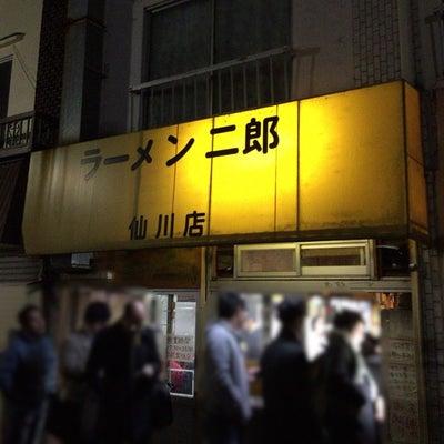 ラーメン二郎 仙川店(19-1-78-3-760)1/16(水)豚入りラーメン!の記事に添付されている画像