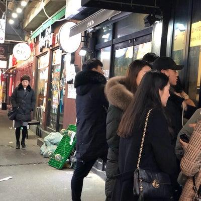 釜山 カルメギサルの記事に添付されている画像