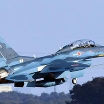 空自F2が墜落か 乗員2人は救助 山口県沖の日本海での記事に添付されている画像
