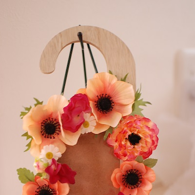 春の特別レッスン~お花のフォトハンガー~の記事に添付されている画像