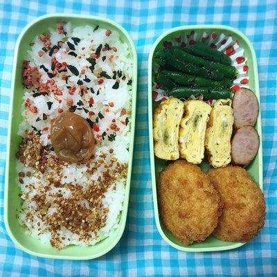 今日のお弁当〜パクチー入り卵焼きの記事に添付されている画像