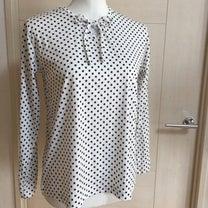 LT-371s 衿ぐりリボンTシャツ作りました。の記事に添付されている画像