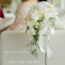 ゲストのみなさまを優しく包み込む花嫁さまらしさ溢れるbouquet ..「来てくの記事に添付されている画像