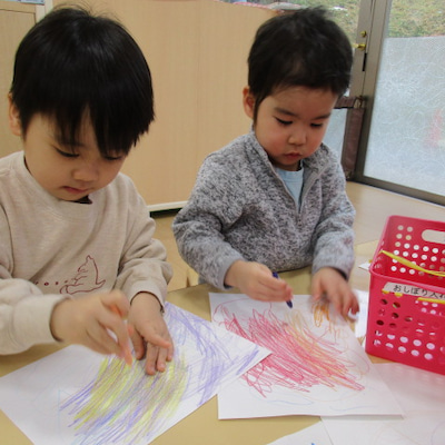 集中して遊ぶ子ども達☆の記事に添付されている画像