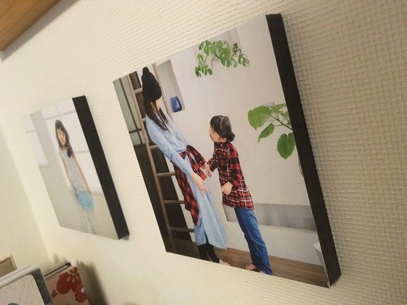 フォトパネルがスマホで作れる! | 子どもの写真整理とフォトブック ...