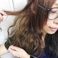 #くせ毛の画像