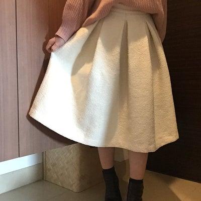重たいスカートと作りたいスカートの記事に添付されている画像