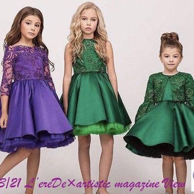 L'ereDe & Angel's Closet flower dress撮影会の記事に添付されている画像