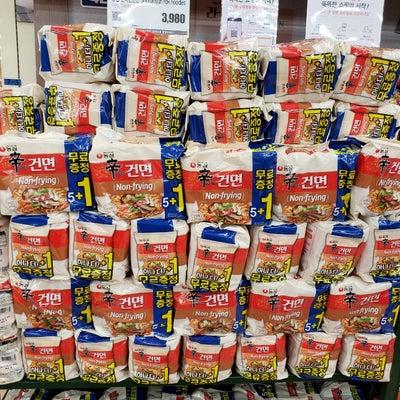 韓国1番人気の辛ラーメンに第三世代誕生!そして食べ比べ【辛ラーメンLight/辛の記事に添付されている画像