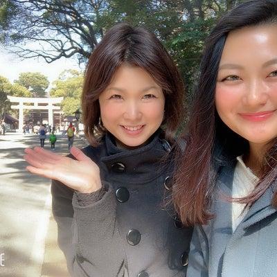 明治神宮でエネルギーチャージ♡の記事に添付されている画像