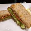 チケットでプチ贅沢なサンドイッチランチ@CAFE PRUNIER PARISの画像