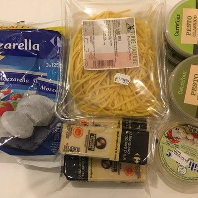 ローマで買った食材で夕食の記事に添付されている画像