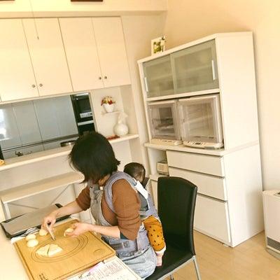 自宅パン教室  手作りパン!!離乳食にも大活躍✨の記事に添付されている画像