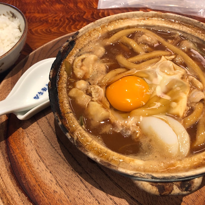 山本屋で味噌煮込みの記事に添付されている画像
