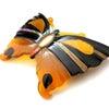美しい蝶のべっ甲螺鈿金蒔絵ローマ留め2019|べっ甲職人の技が光る、髪に優しいべっ甲製髪留め。の画像