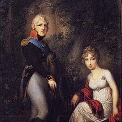波瀾と苦悩に満ちた宮廷生活  アレクサンドル1世と皇后エリザヴェータの記事に添付されている画像