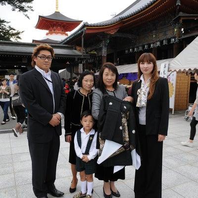 宝塚中山寺でのお宮参り出張撮影をアップしました  お宮参りギャラリーに神戸大阪京の記事に添付されている画像