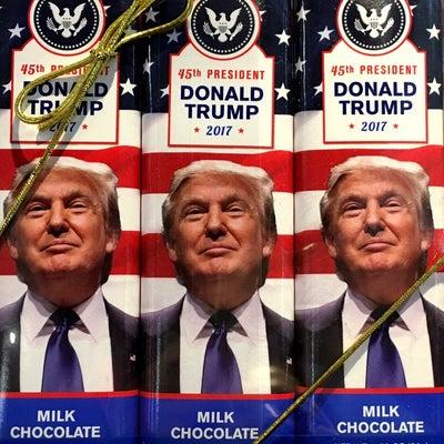 最近のニュースで気になるものは?♧トランプ大統領♧と♡DJ♡の記事に添付されている画像