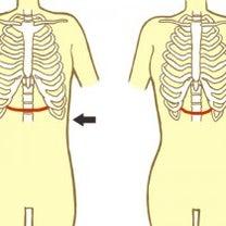 ◆太ると骨格も歪むんだ(;゚Д゚)の記事に添付されている画像