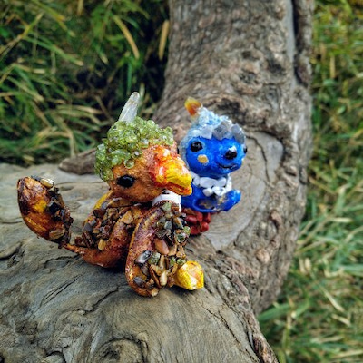エネルギー増強!ブルーカイアナイトの妖精ちゃんお迎え募集完売御礼の記事に添付されている画像