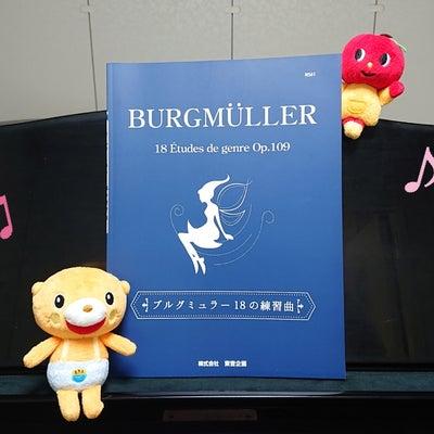 ブルグミュラー18の練習曲セミナー④♪の記事に添付されている画像