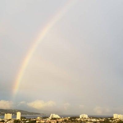 虹の記事に添付されている画像