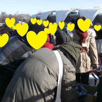 皆様の応援に心より感謝! 2/10駒沢フリマお礼とご報告の記事に添付されている画像