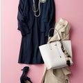 #入学式ファッションの画像