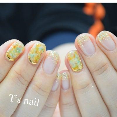 お客様ネイル☆の記事に添付されている画像