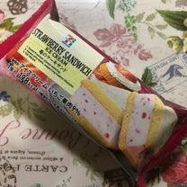セブンプレミアム 苺のケーキサンドの記事に添付されている画像