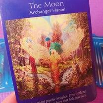 乙女座満月に引いたカード♡the moonの記事に添付されている画像