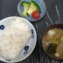今日のごはん  ~やっぱり米不足だった~の記事に添付されている画像