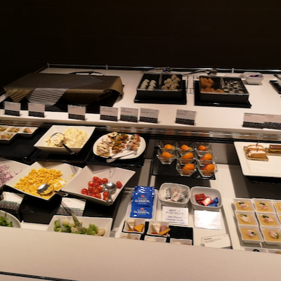 羽田空港のスイートラウンジレポとお料理教室の記事に添付されている画像