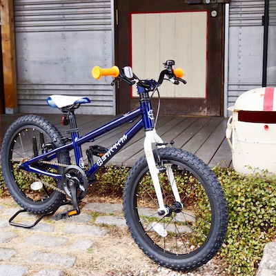 初めての自転車 ヨツバサイクルの記事に添付されている画像