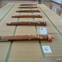 和楽器体験授業の記事に添付されている画像