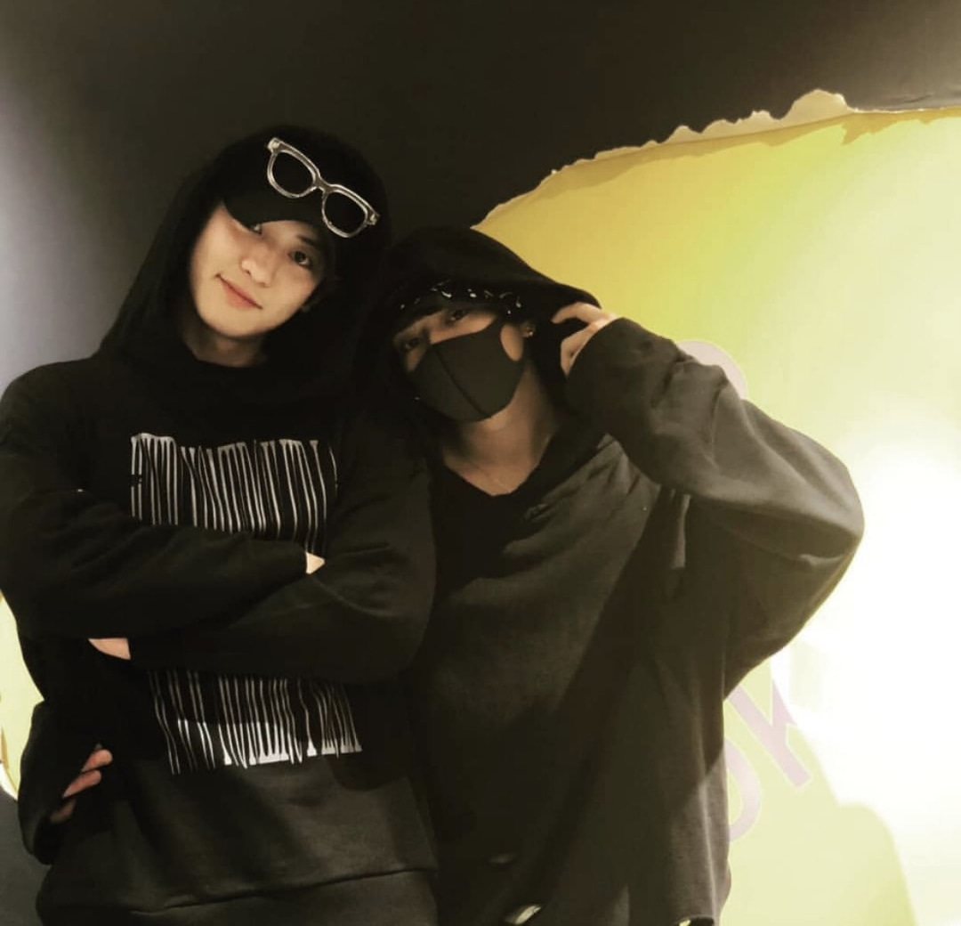 EXO チャニョル 真剣佑 インスタ まっけんちん ヒョン デート