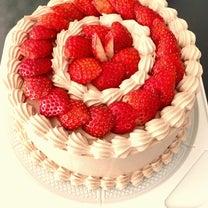 いちごチョコケーキの記事に添付されている画像
