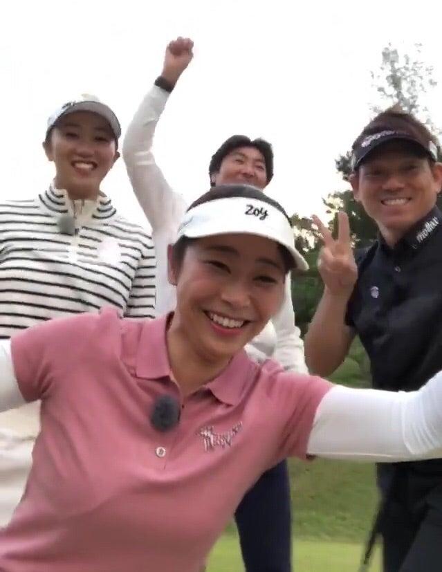 田中 秀道 の ビッグ ステップ ゴルフ