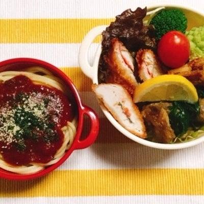 ミートスパ弁当・カルディーで買ったもの・おからパウダー・社食弁当でかつ丼の記事に添付されている画像