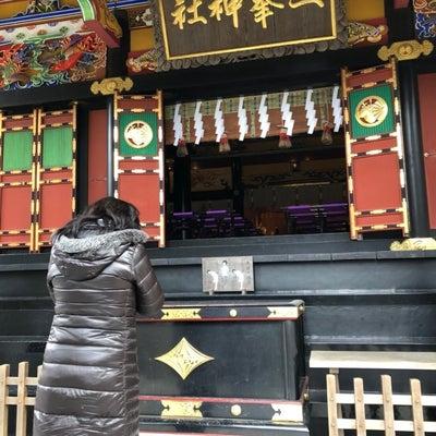 三峯神社。その2の記事に添付されている画像