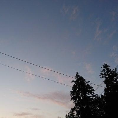 現在の空、、、の記事に添付されている画像