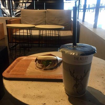 カフェ巡り タピオカミルクティー美味しかった!の記事に添付されている画像