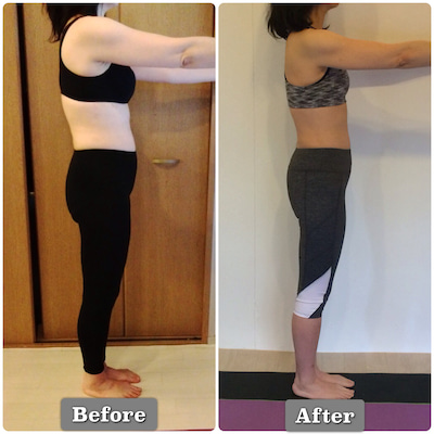 【ダイエットモニター途中経過】60日間で-5.3キロ!潤いを保ったまま痩せるダイの記事に添付されている画像