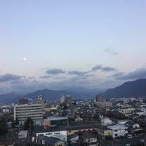 上田市の朝の記事に添付されている画像