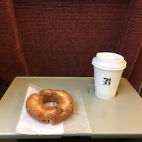 サンダーバードでの無料朝食の記事に添付されている画像