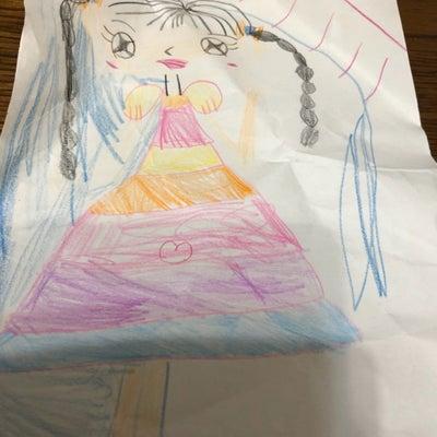 20年前のお絵描きで子育て振り返るの記事に添付されている画像